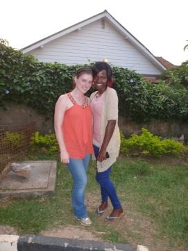 Fifi and I :)